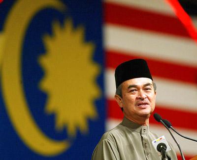 Malaysian Prime Minister, Abdullah Badawi