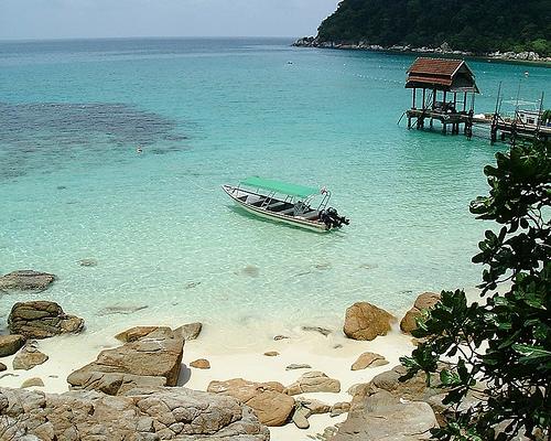 article about pulau tioman