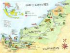 Sarawak map